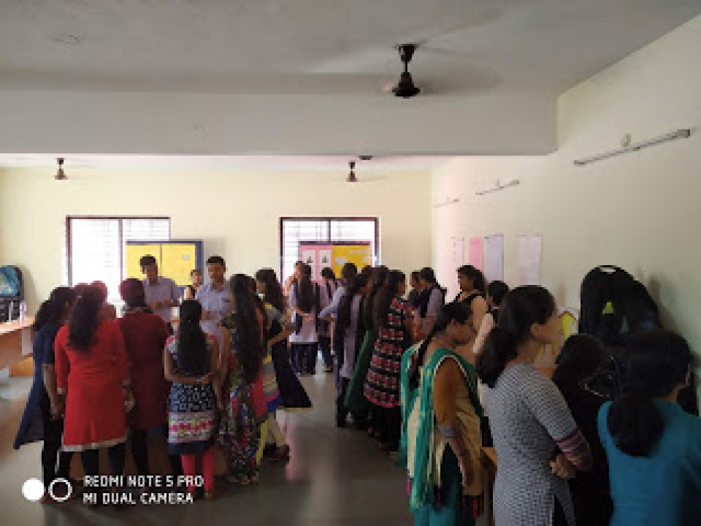 Mathematics Model and Chart Exhibition (Out reach programme) during Ganitha Poorna