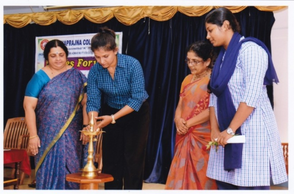 Inaguration of Ladies Forum