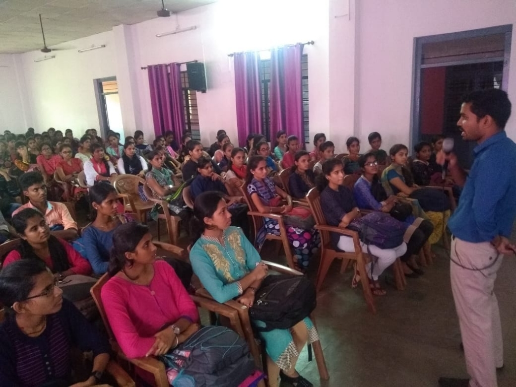 Orientation program for B.Sc Students