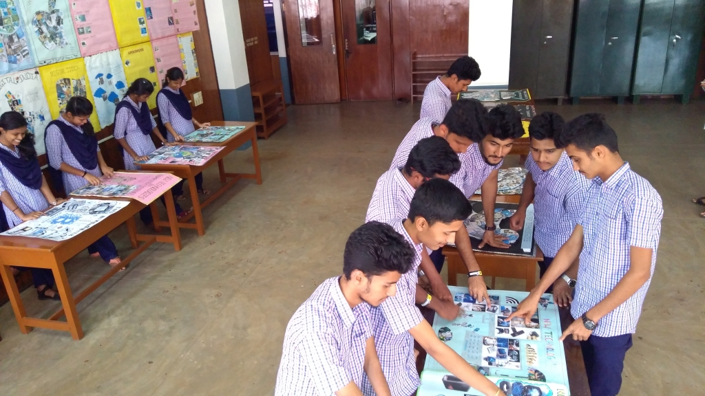 College Day Competition for Computer Science Department 2017-18