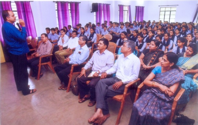 Science Association INAUGURATION-2018-19