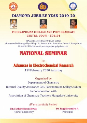 National Seminar  Invitation