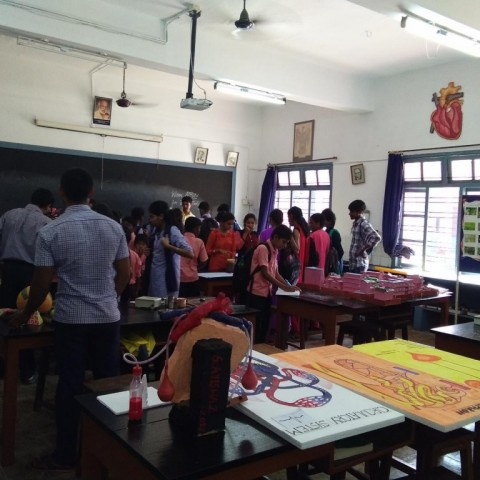 District Level Science Fest