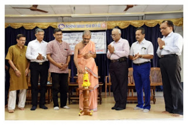 Unveiling and Workshop on New Sanskrit Textbooks for the Degree