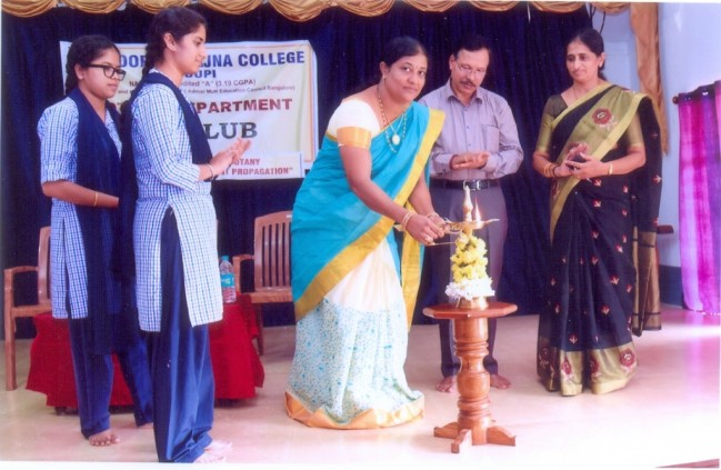 "Inauguration of ""ECO CLUB"""
