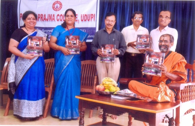 Prajna Magazine releasing ceremony