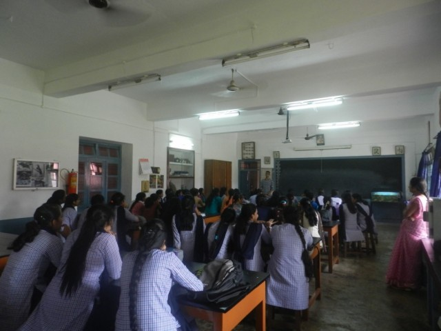 Interaction of students