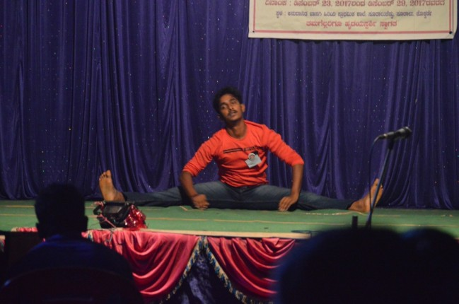 Cultural Performance of NSS students