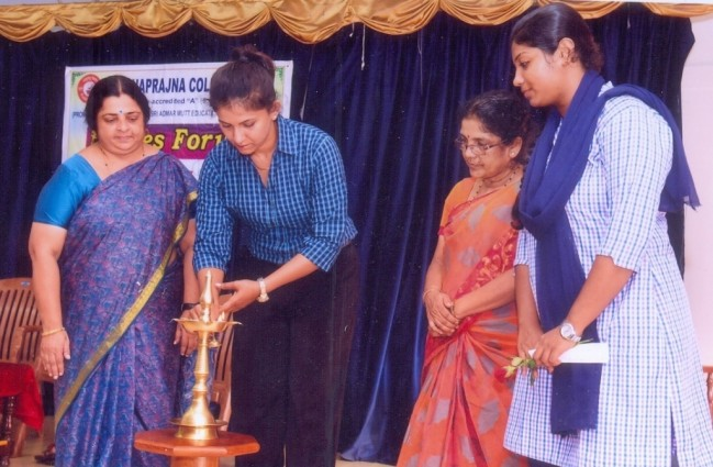 Inaugural function of Ladies Forum