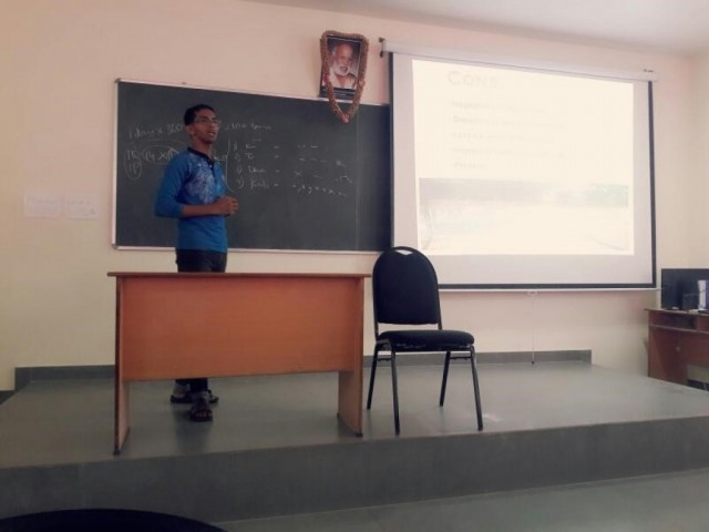 Delivered Lecture