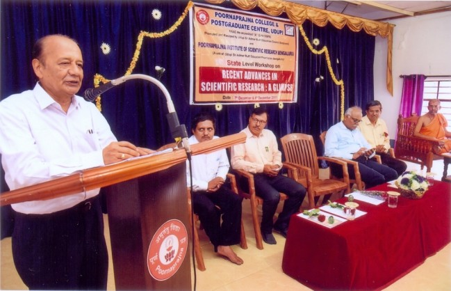 Two days State Level Workshop Inaugural Function